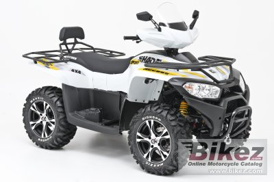2020 Access Shade Sport 850 LV