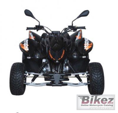 2021 Access Xtreme Supermoto 300
