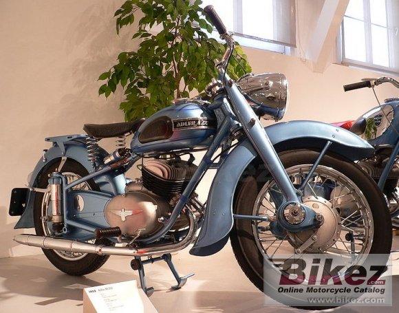 1953 Adler M 200