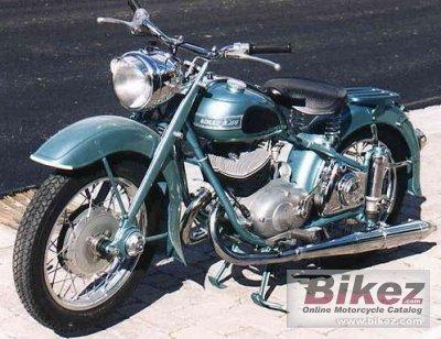 1953 Adler M 250 S