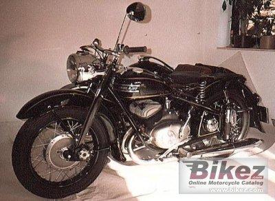 1953 Adler M 250