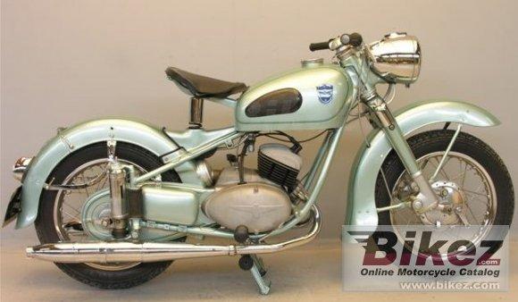 1954 Adler M 200