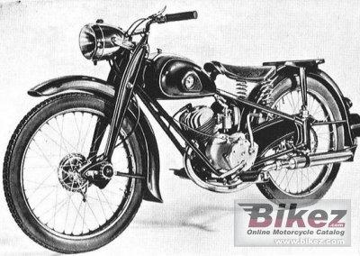 1956 Adler M 100