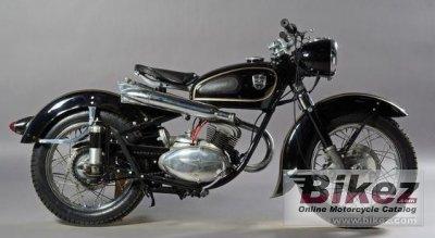 1958 Adler ISDT