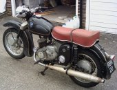 1959 Adler MBS 250 Favorit