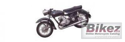 Adler MBS 250 Favorit