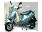 2008 Adly Cat 125 S photo