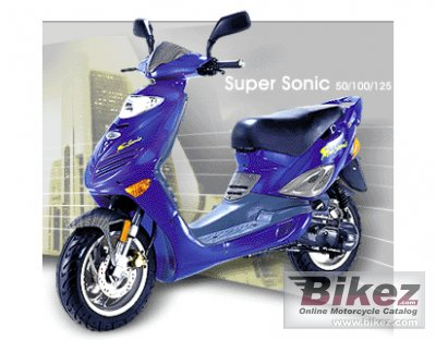 2008 Adly Super Sonic 50