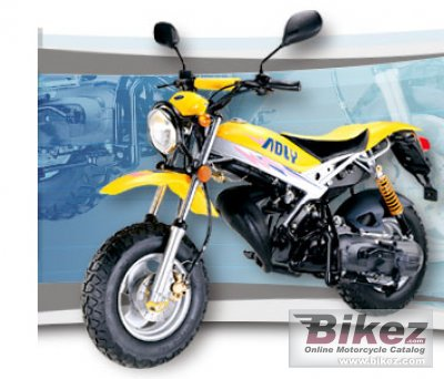 2008 Adly Thunder Bike 100