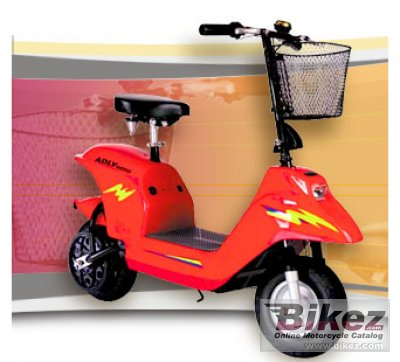 Adly FC-25 E-Bike Fun Cruiser