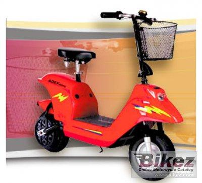2010 Adly FC-25 E-Bike Fun Cruiser