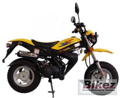 2010 Adly RT 50 RoadTracer