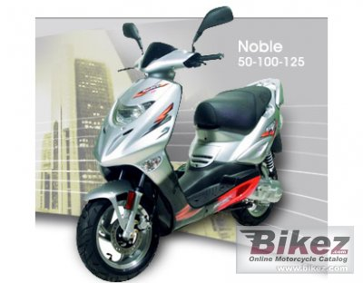 Adly Noble 125