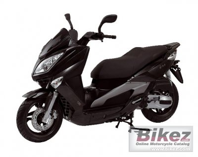 2012 Aeon Elite 125 photo