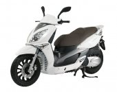 2012 Aeon Urban 125 photo