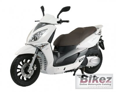 2012 Aeon Urban 350i photo