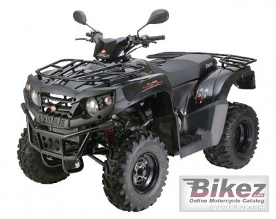 2012 Aeon Crossland RX 400 photo