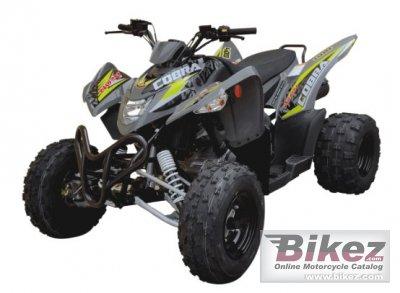 2021 Aeon Cobra 400 EFI