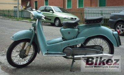 1955 Aermacchi HD 150 Zeffiro