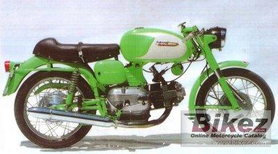 1959 Aermacchi 250 Ala Verde Serie 1