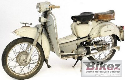 1960 Aermacchi HD 125 Zeffiro