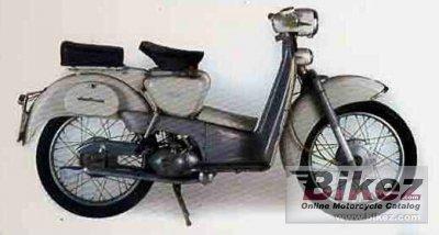 1960 Aermacchi HD 150 Zeffiro