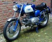 1961 Aermacchi H-D 250 Ala Azzurra