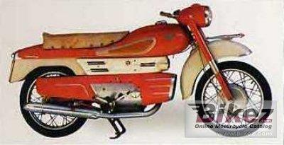 1962 Aermacchi Chimera 175