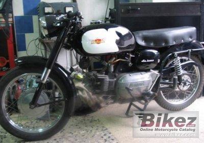 1963 Aermacchi Ala Bianca 175
