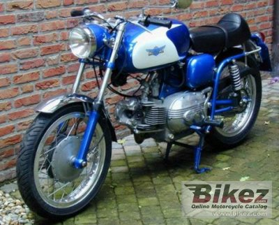 1963 Aermacchi H-D 250 Ala Azzurra