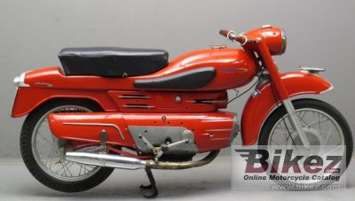 1964 Aermacchi Chimera 250