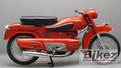1965 Aermacchi Chimera 250