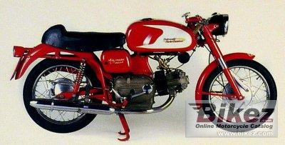 1966 Aermacchi 250 Ala Verde Serie 1