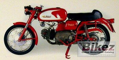 1969 Aermacchi 250 Ala Verde Serie 2