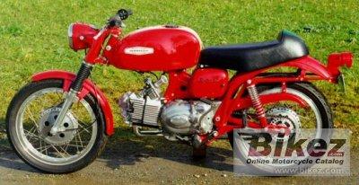 1970 Aermacchi Ala Verde Sport