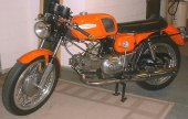1971 Aermacchi 350 TV photo