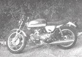 1972 Aermacchi 350 TV