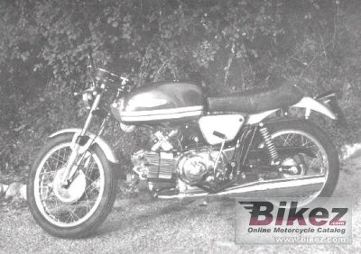 1972 Aermacchi 350 TV photo