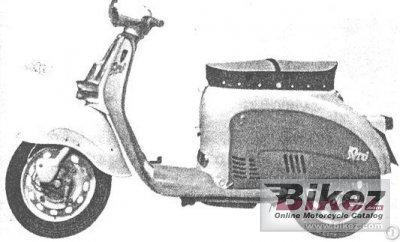 1958 Agrati Capri 70