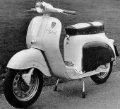 1961 Agrati Capri 50