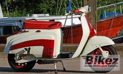 1967 Agrati Capri 50 S