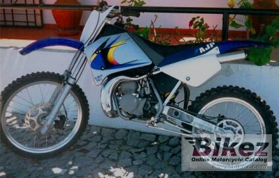 2005 AJP GALP 50 Supermotard specifications and pictures