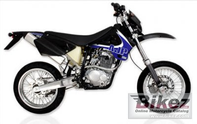 2007 AJP Pr4 125 Supermotard photo