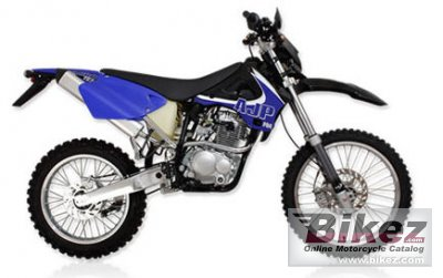 2007 AJP Pr4 125 Enduro photo