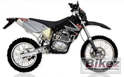 2007 AJP Pr4 200 Enduro