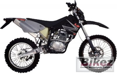2008 AJP PR4 200 Enduro photo