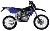 2008 AJP PR4 125 Enduro photo