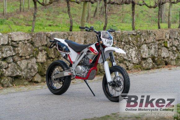 2020 AJP PR4 Supermoto Pro 125