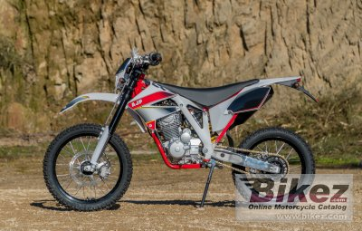 2020 AJP PR3 Enduro 125