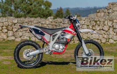 2020 AJP PR4 Enduro Pro 125